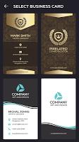Ultimate Business Card Maker: Visiting Card Maker
