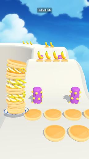 Download Pancake Run mod apk 2