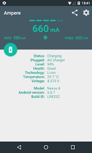 Ampere v3.40 Mod APK 2