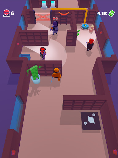 Stealth Master - Assassin Ninja Game  screenshots 10