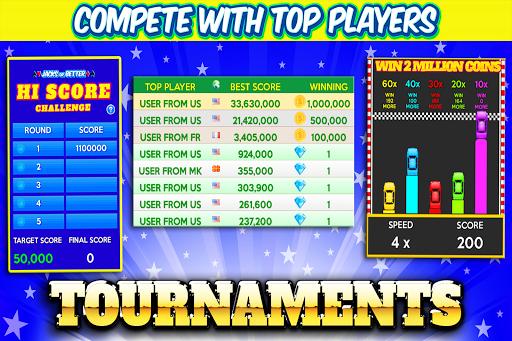 Free Multi Hand Video Poker | Las Vegas Style Game 106.0.4 screenshots 11