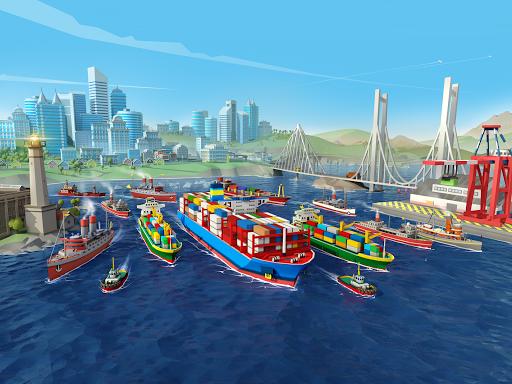 Port City: Ship Tycoon 1.0.0 screenshots 2