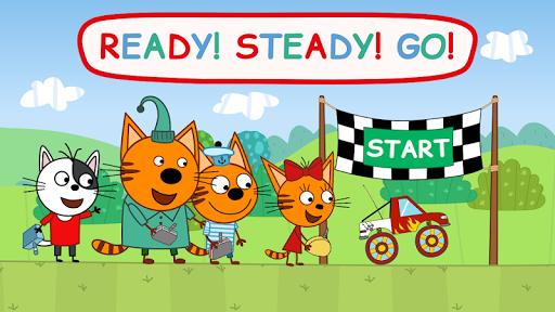 Kid-E-Cats: Kids racing. Monster Truck 1.1.3 screenshots 2