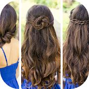 Cute Girls Hairstyles - Step by Step Tutorials