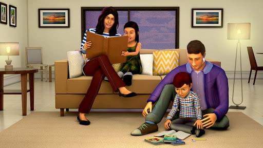 Family Simulator - Virtual Mom Game screenshots 2