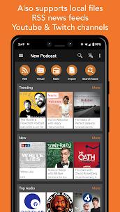 Podcast Addict MOD APK (Premium/ Paid Features Unlocked) 7