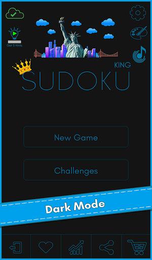 Sudoku Kingu2122 - Free Classic Sudoku puzzles 1.2 screenshots 23