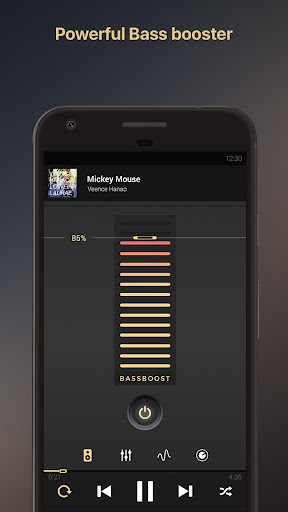 Equalizer music player booster screenshots 2