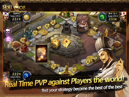 Roll Dice: Three Kingdoms Screenshot