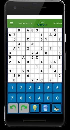 Sudoku Ultimate PRO(No Ads)- Offline sudoku puzzle apktram screenshots 2