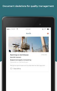 Svenn - Construction app