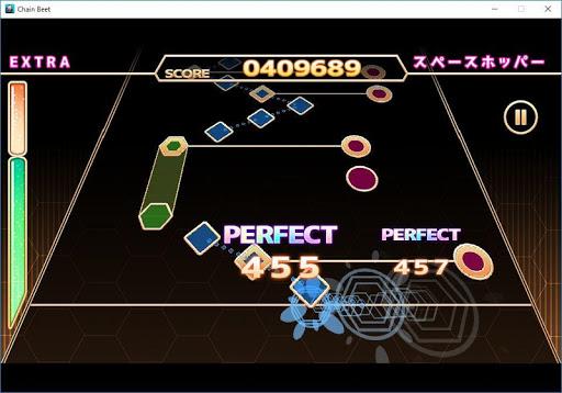 ChainBeeT u3010Music Gameu3011 android2mod screenshots 7