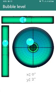 Satfinder (Dishpointer) with Bubble Level Meter