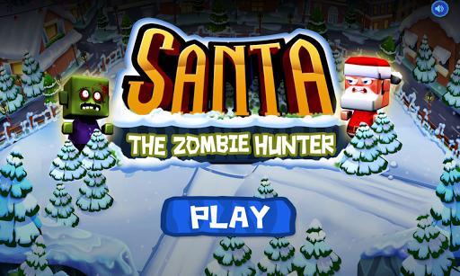 santa the zombie hunter screenshot 1