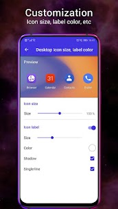 Pie Launcher 2021 Mod Apk 10.4 (Premium Features Unlocked) 7