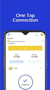 VPN Fort :Free VPN, Secure VPN, Unlimited Proxy.