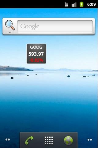 Small Stock Widget (1x1) For PC Windows (7, 8, 10, 10X) & Mac Computer Image Number- 5
