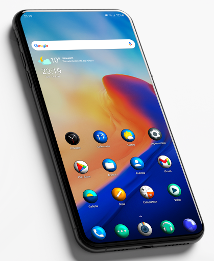 Download APK: Oxigen Circle 3D – Icon Pack v2.1.8 [Patched]