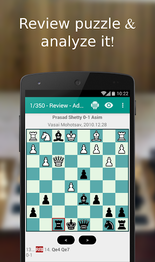 iChess - Chess Tactics/Puzzles 5.2.13 screenshots 8