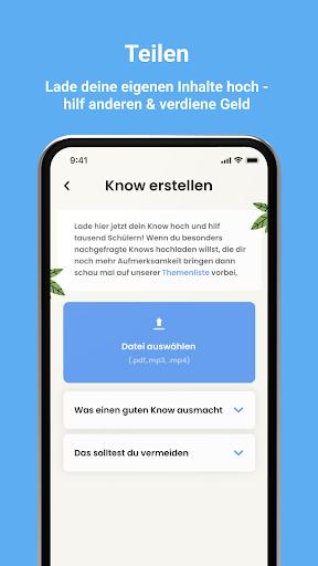 Knowunity - Deine Schulapp. Schule.EndlichEinfach. android2mod screenshots 6
