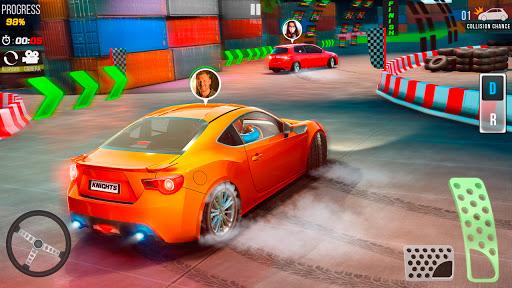 Multiplayer Racing Game - Drift & Drive Car Games modiapk screenshots 1