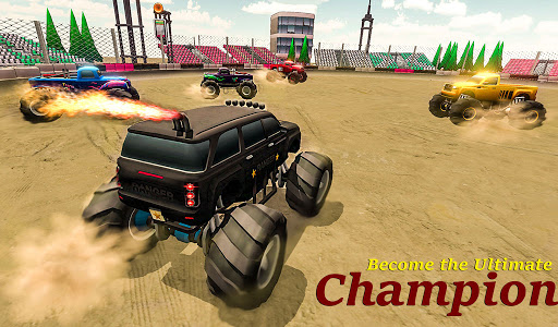 Demolition Derby 2021 - Monster Truck Destroyer modavailable screenshots 16
