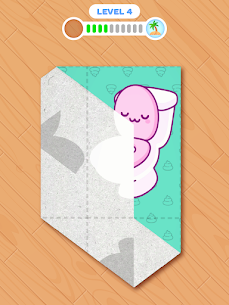 Paper Fold (MOD, Unlimited Money) For Android 5