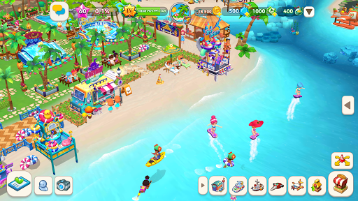 My Little Paradise: Island Resort Tycoon  screenshots 22