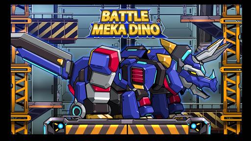 Robotforce - Mechadino : Triceratops 1.2 screenshots 1