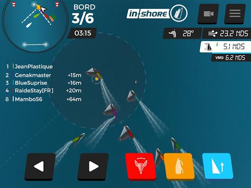 Virtual Regatta Inshore 3.0.4 screenshots 10