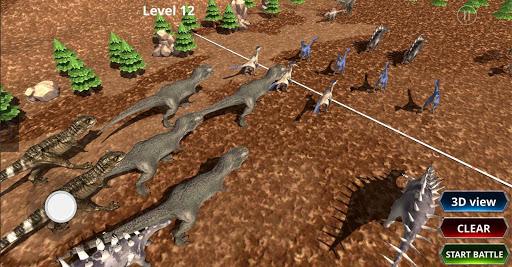 Jurassic Epic Dinosaur Battle Simulator Dino World 1.0.1 screenshots 3