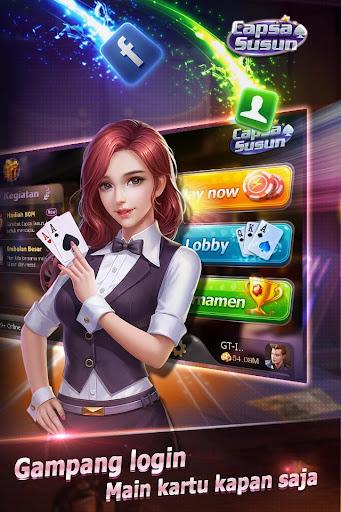 Capsa Susun(Free Poker Casino) 1.7.0 Screenshots 1