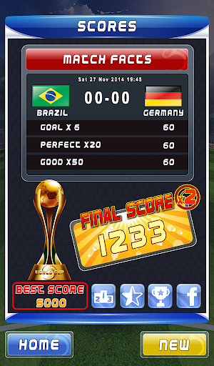 Soccer Run: Offline Football Games apktreat screenshots 2