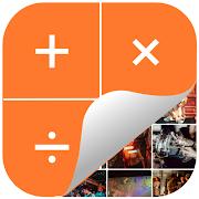 Calculator - Photo Vault & Video Vault hide photos