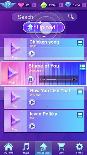 Music Piano Tiles - Music game 1.6.1 screenshots 7