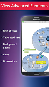 VSD Viewer for Visio Drawings Patched APK 3