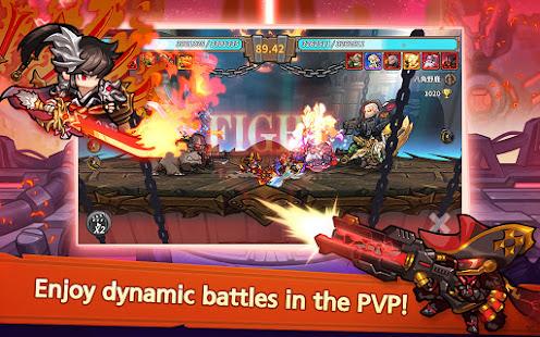 Raid the Dungeon : Idle RPG Heroes AFK games Mod Apk