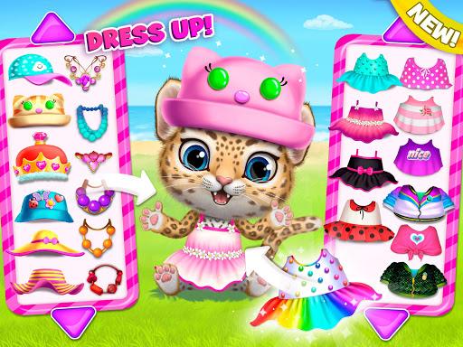 Sweet Baby Girl Summer Fun 2 - Sunny Makeover Game Apkfinish screenshots 18