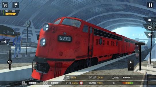 Train Simulator PRO 2018 Mod Apk 1.5 (Unlimited Money) 9