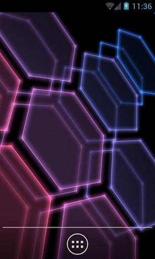 Digital Hive Live Wallpaper ss3