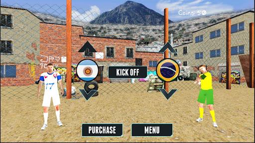 Street Football Match Cup Apkfinish screenshots 7