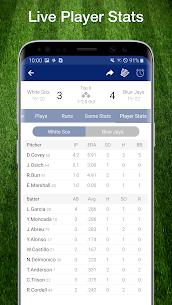 Baseball MLB Live Scores, Stats & Schedules 2020 5