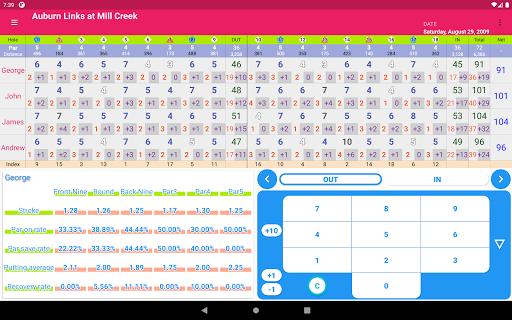 Golf score management - Golfine Free For PC Windows (7, 8, 10, 10X) & Mac Computer Image Number- 13