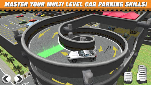 Multi Level Car Parking Game 2 android2mod screenshots 10
