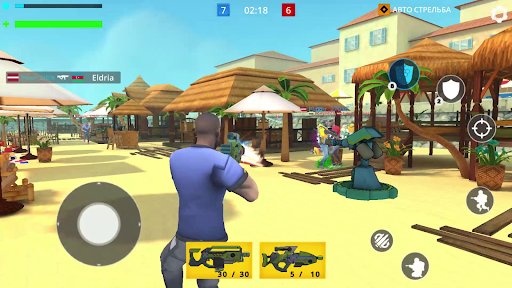 Strike Shooter: War Battle Gun Fps Shooting Games screenshots 10