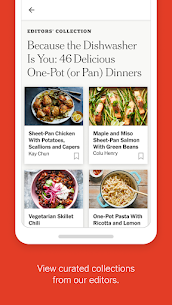 NYT Cooking 2.8.0 Apk 2