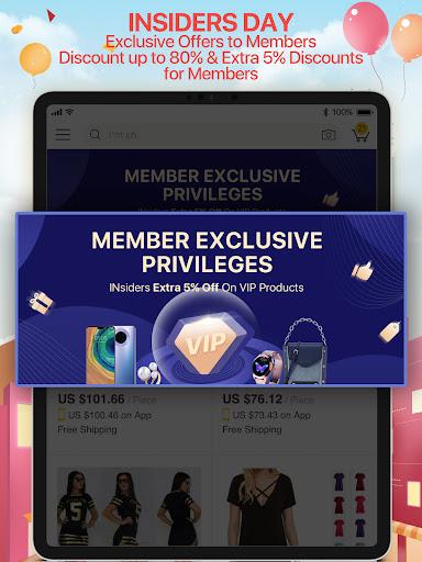 DHgate - online wholesale stores apktram screenshots 9