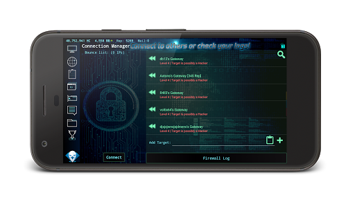 Hackers Online (MMO Simulator)  Screenshots 2