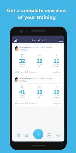 Your Wellbeing Active App screenshot 2