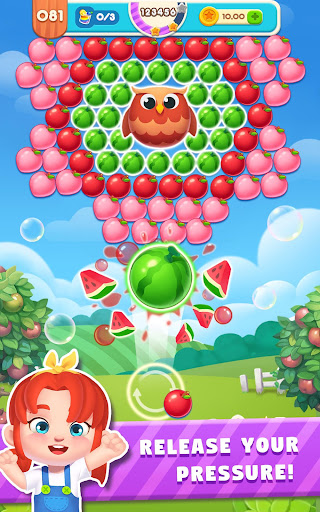 Bubble Blast: Fruit Splash 1.0.10 screenshots 12